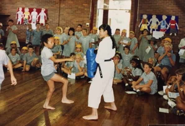 Sensei Francisa Fosters 'The You Can Do It Too' Spirit